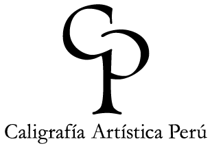 Caligrafía Artística Perú